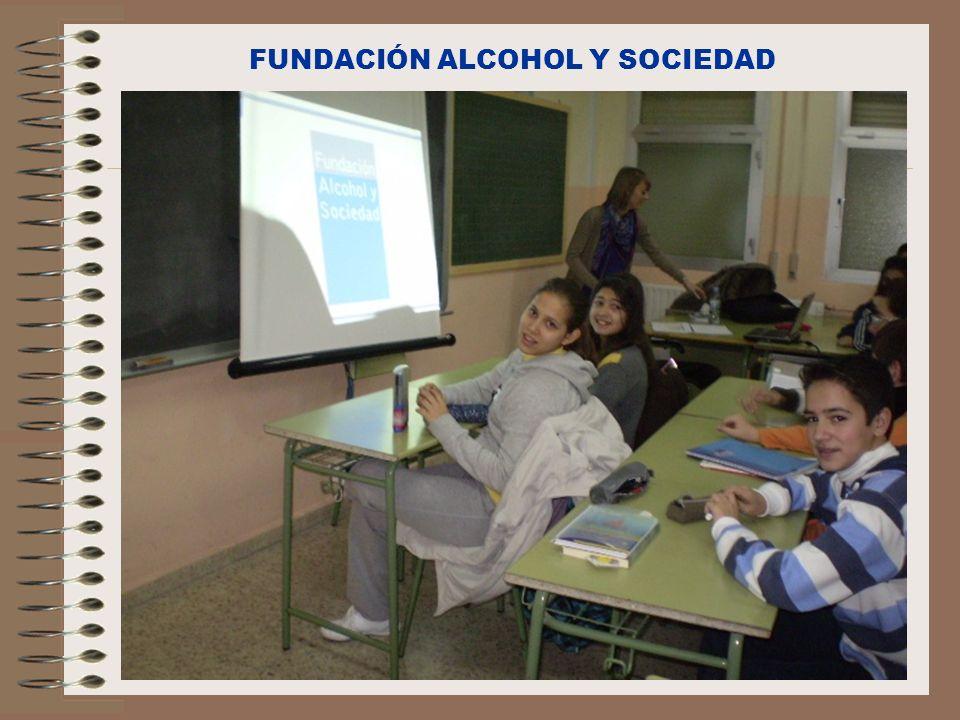 FUNDACIÓN ALCOHOL Y SOCIEDAD