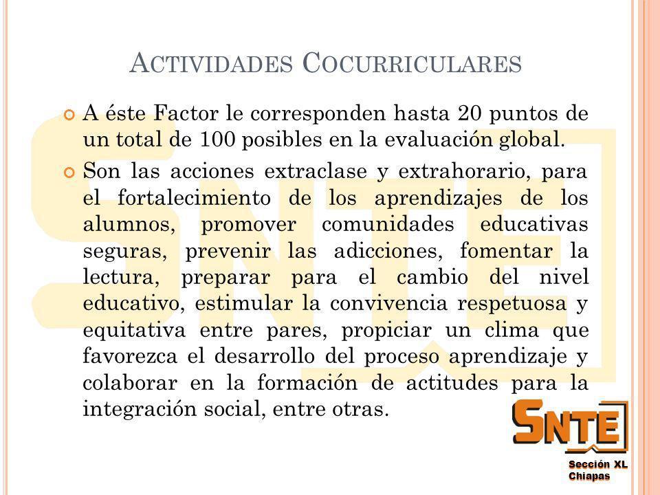 Sección XL Chiapas Se acreditará a través de los cursos de formación continua que integrarán trayectorias formativas para lograr diplomados, especializaciones y postgrados, para fortalecer los conocimientos, habilidades y competencias que requieren los docentes, directivos, supervisores y asesores técnico-pedagógicos para el desarrollo de su trabajo.