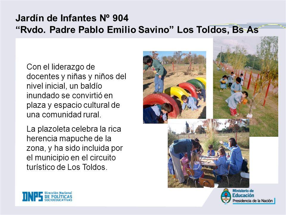 Escuela Albergue N° 80 Vicente López y Planes Cangrejillos, Jujuy.