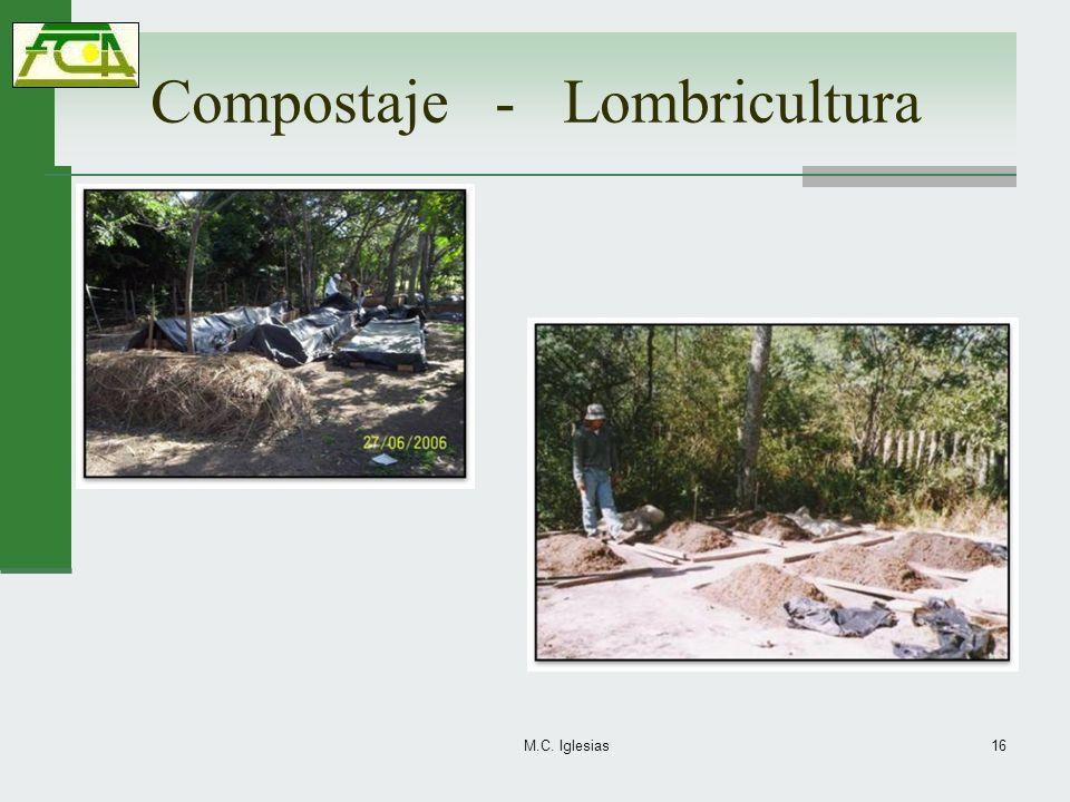 Compostaje - Lombricultura M.C. Iglesias16