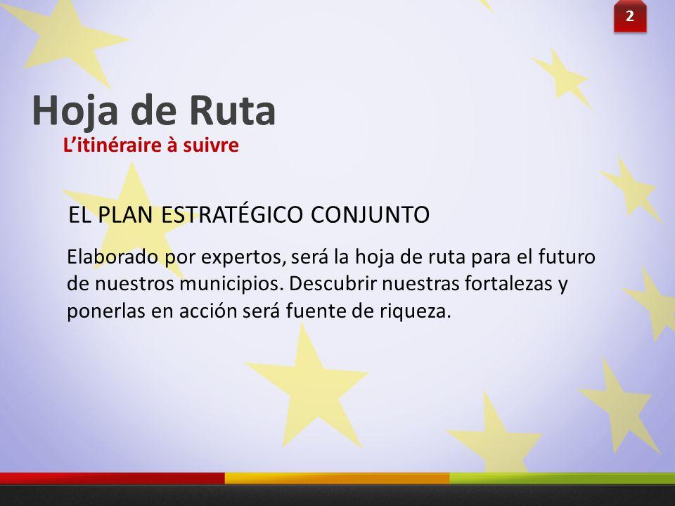Elaborado por expertos, será la hoja de ruta para el futuro de nuestros municipios. Descubrir nuestras fortalezas y ponerlas en acción será fuente de