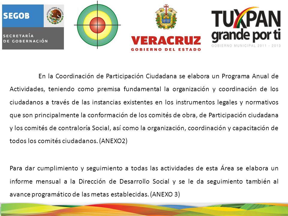 1.7.2 SISTEMA DE PARTICIPACION DEMOCRATICA.¿Se cuenta con un comité de planeación Municipal.