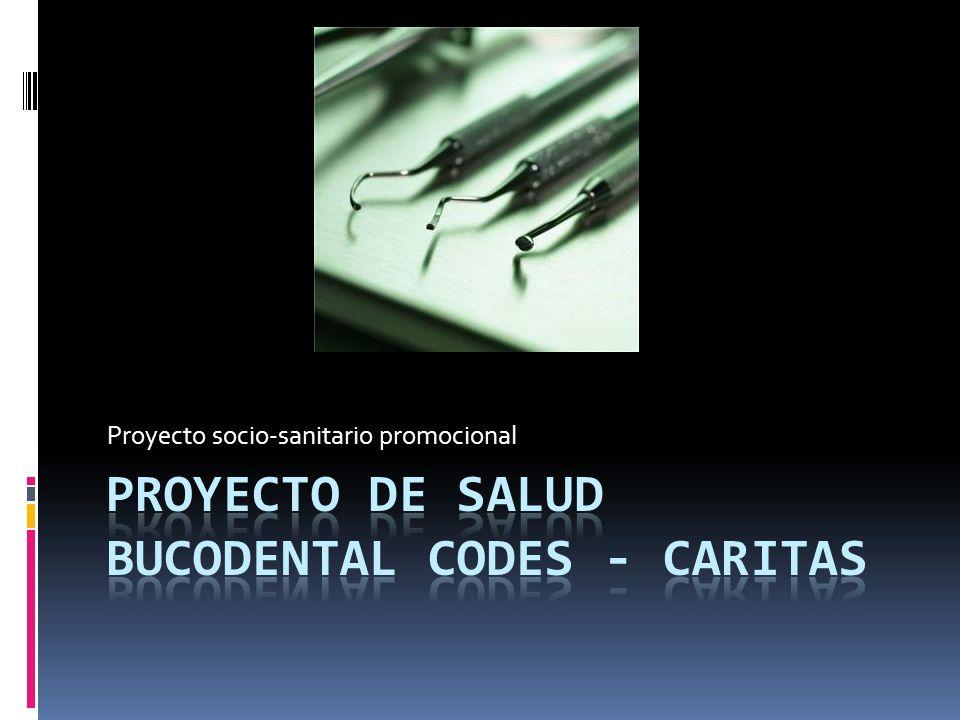 Proyecto socio-sanitario promocional