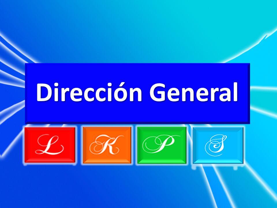 Dirección General