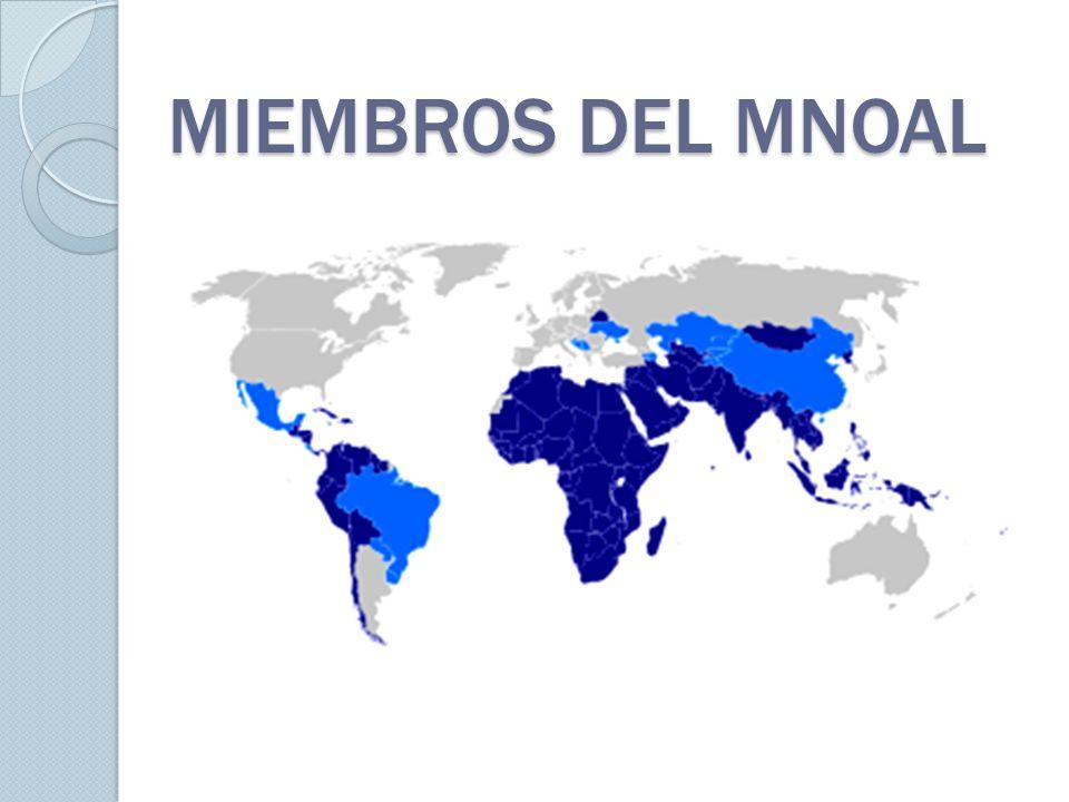 MIEMBROS DEL MNOAL
