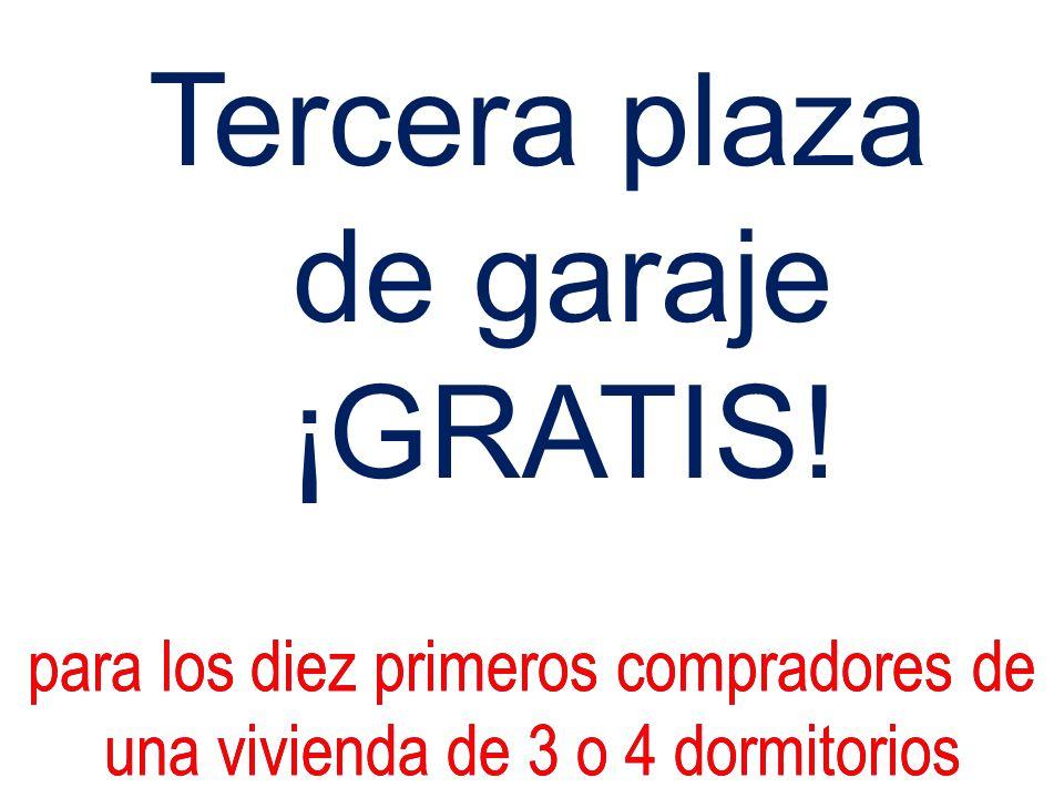 TODAS LAS VIVIENDAS INCLUYEN: - 2 PLAZAS DE GARAJE VALORADAS EN 24.000 Y TRASTERO ANEXO.