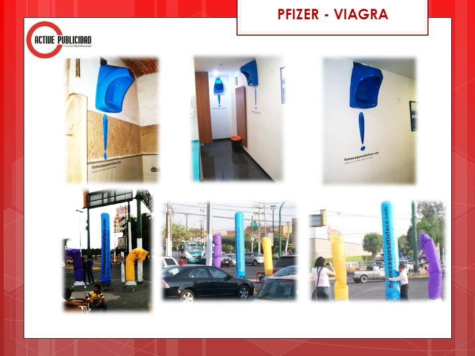 PFIZER - VIAGRA