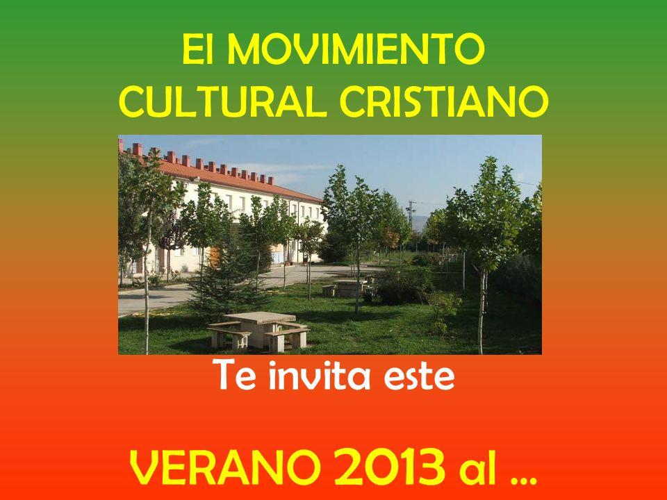 19 al 23 de agosto Curso Fe y Cultura: La Iglesia en el mundo.