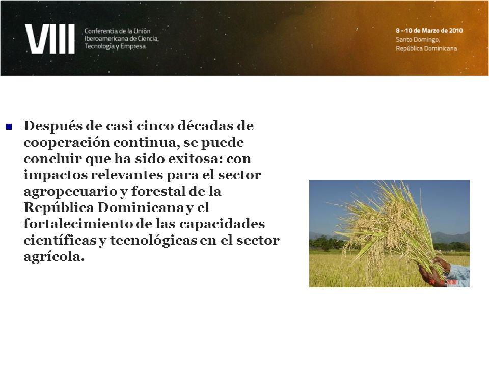 CONTENIDO El IDIAF.Contexto y antecedentes en la cooperación.