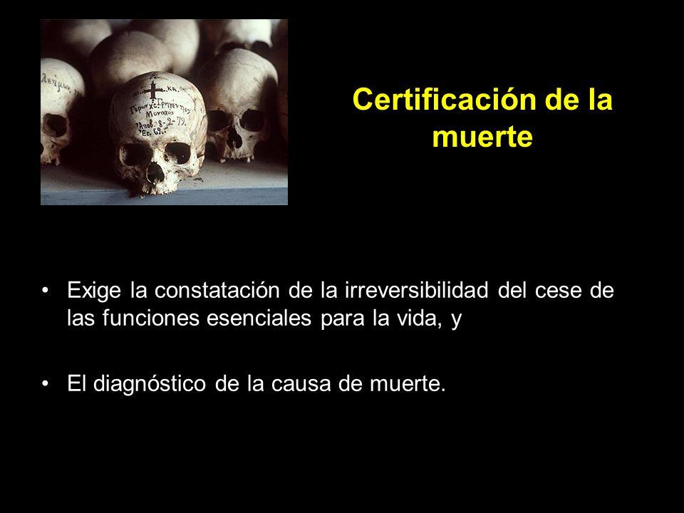 Las fases del proceso de muerte pueden presentarse de manera anticipada, dependiendo de la intensidad y cualidad de la causa que la desencadene.