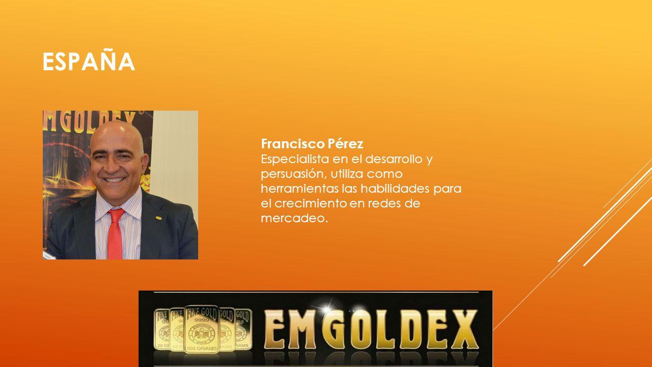 ITALIA Gino Ferrugiario Experto en el desarrollo de redes en Multinivel y negocios de Inversión.