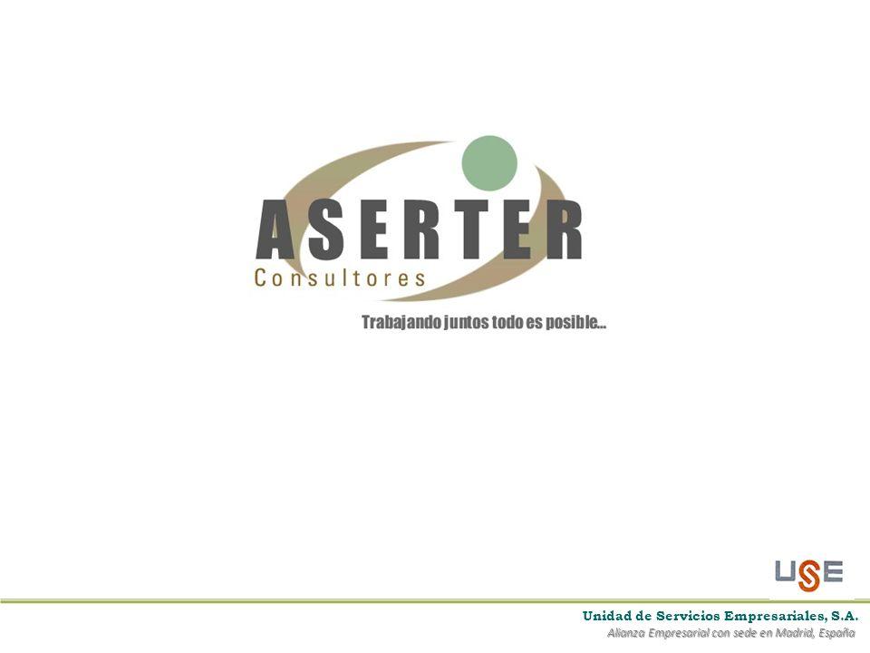 Alianza Empresarial con sede en Madrid, España Unidad de Servicios Empresariales, S.A.