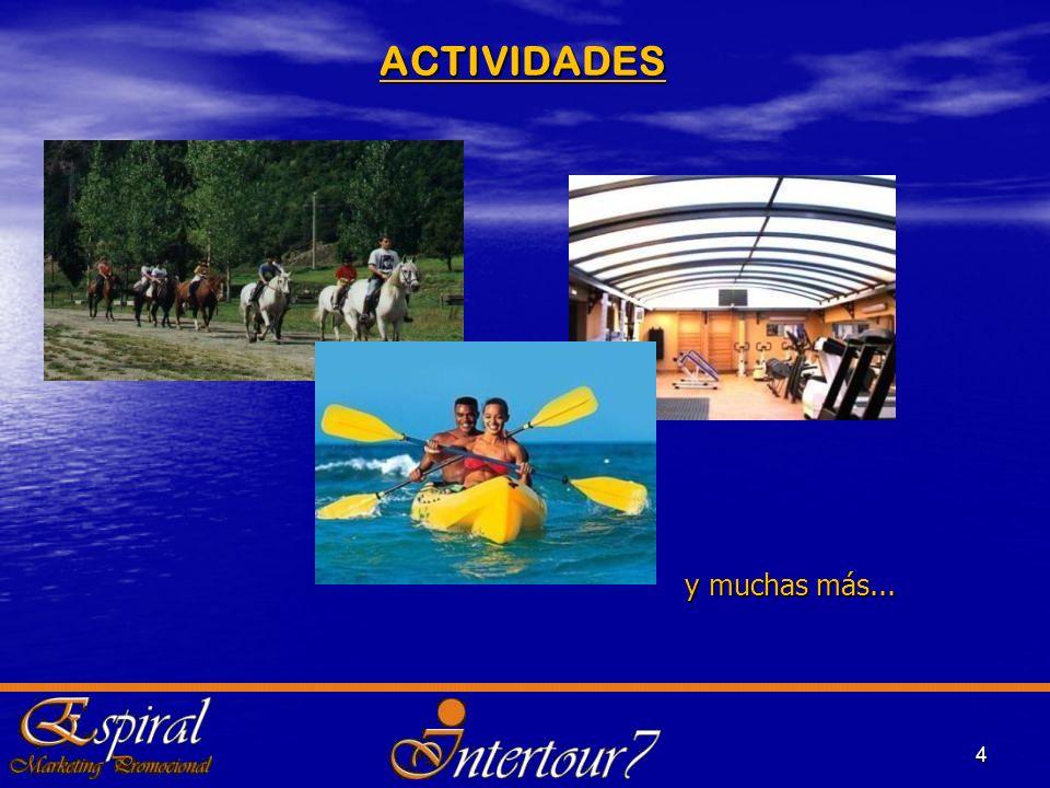 ACTIVIDADES ACTIVIDADES 4 y muchas más...