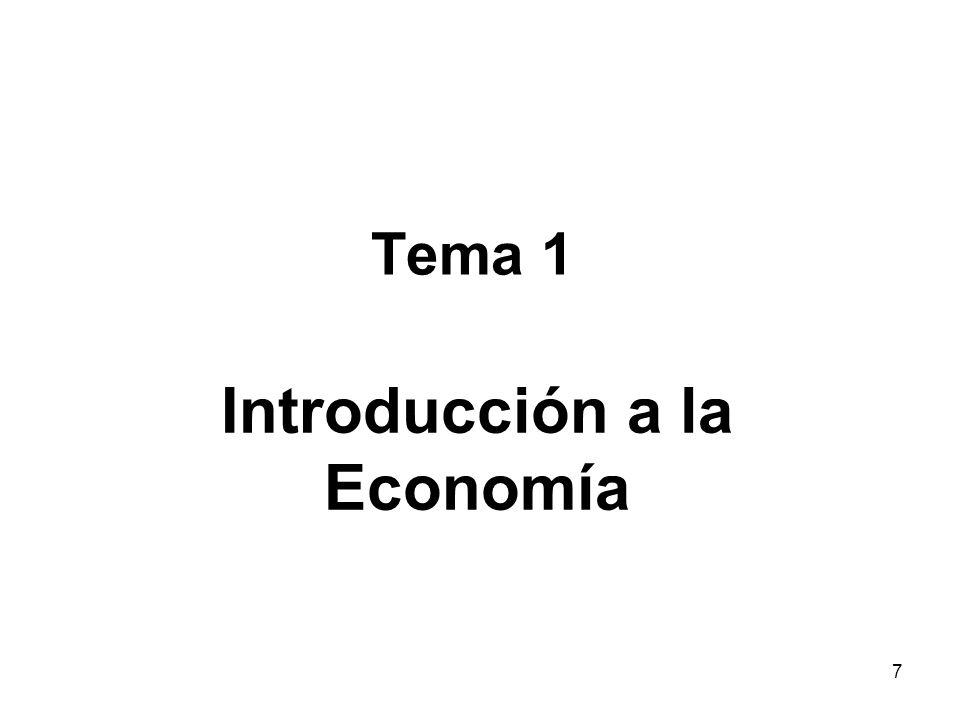 7 Tema 1 Introducción a la Economía