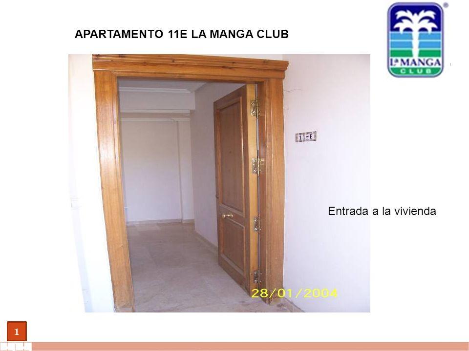EVALUE finanzas corporativas 1 APARTAMENTO 11E LA MANGA CLUB Entrada a la vivienda