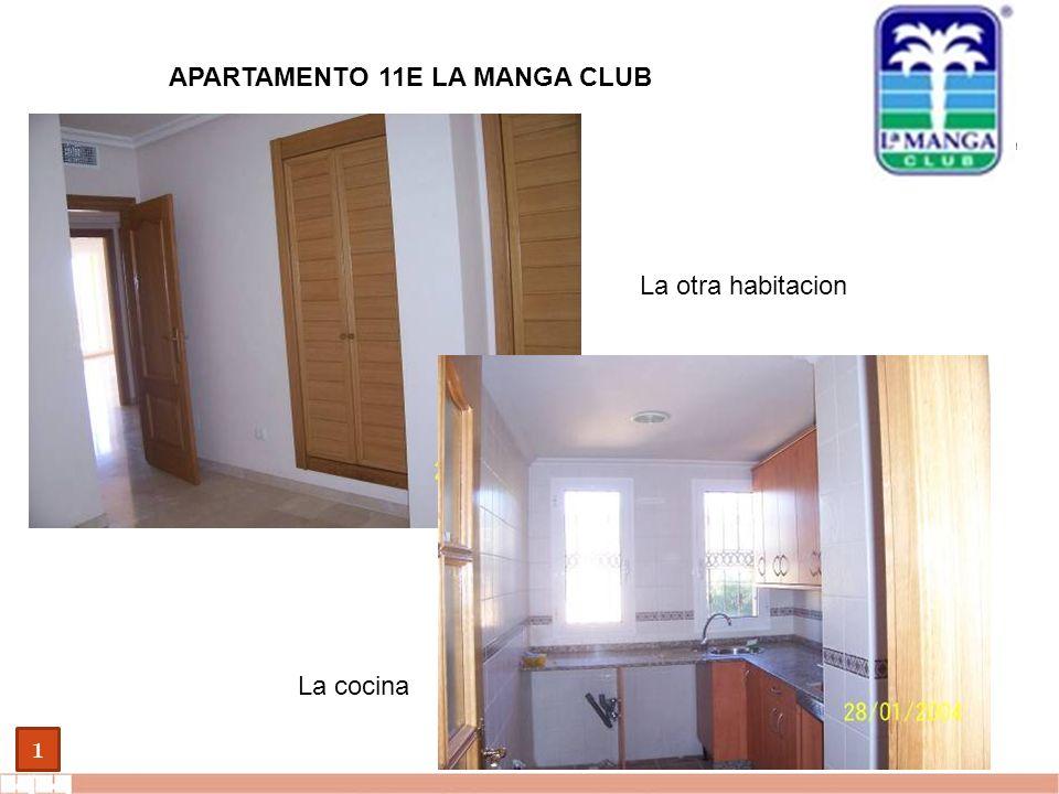 EVALUE finanzas corporativas 1 APARTAMENTO 11E LA MANGA CLUB La otra habitacion La cocina