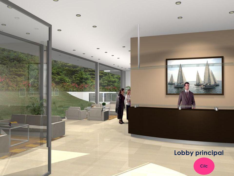 Lobby principal Clic