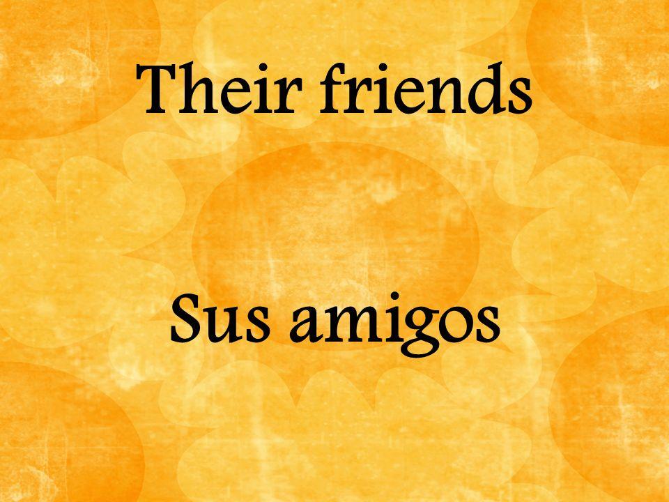Our daughters Nuestras hijas