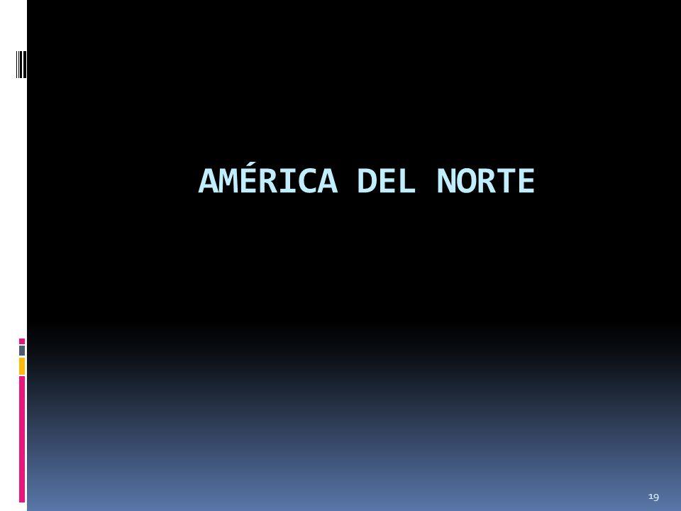 19 AMÉRICA DEL NORTE