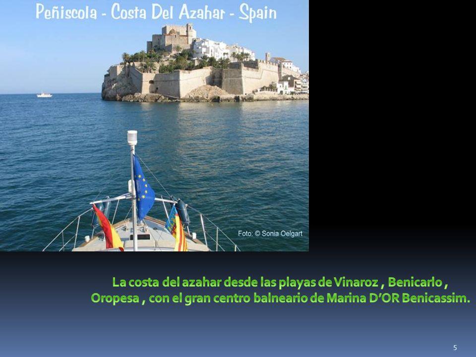 6 Mar y terra costa de Valencia Mar y terra costa de Valencia Cullera es una ciudad turística cercana a Valencia con un gran numero de plazas turísticas de segunda Residencia apartamentos