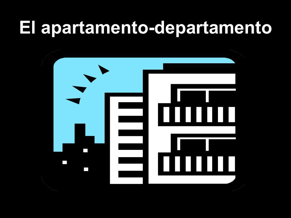 El apartamento-departamento