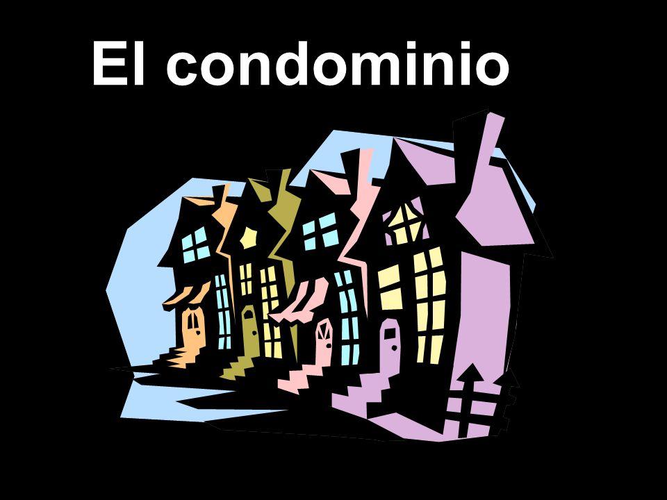 El condominio
