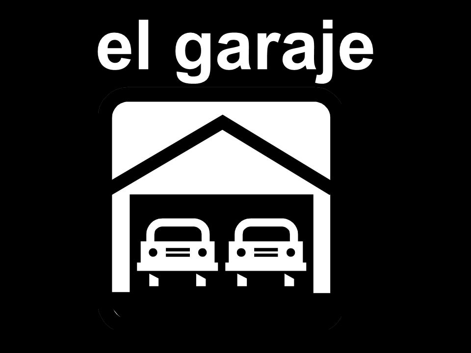 el garaje
