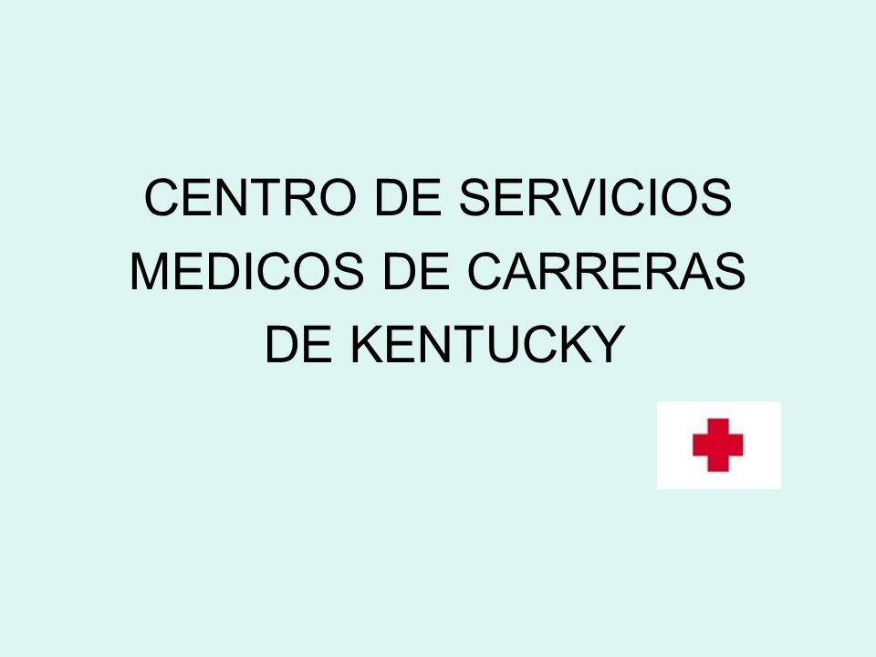 CENTRO DE SERVICIOS MEDICOS DE CARRERAS DE KENTUCKY