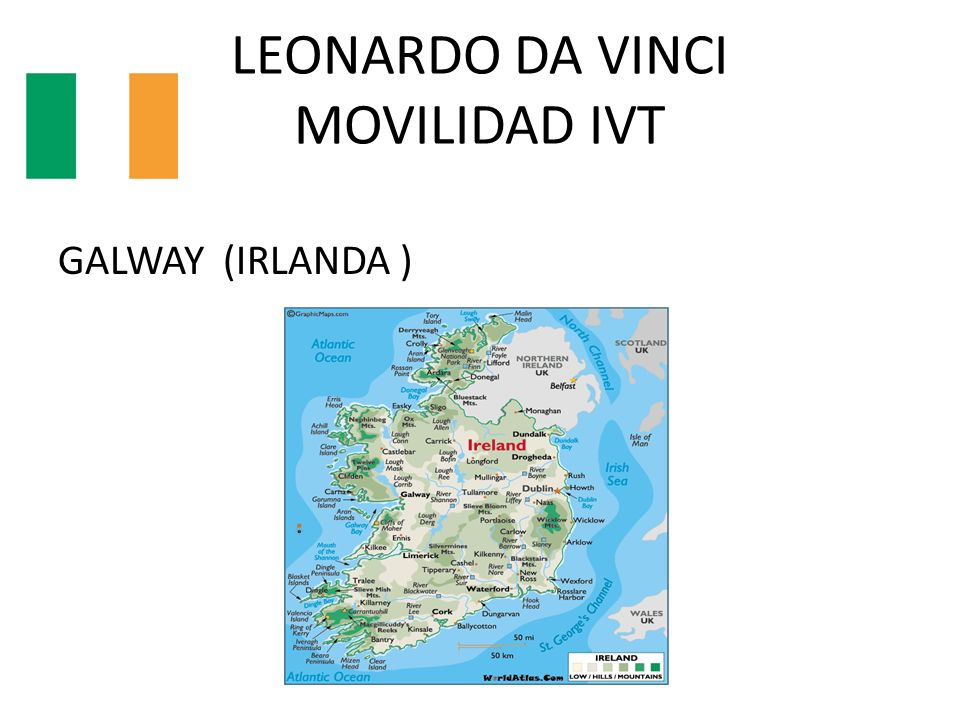 LEONARDO DA VINCI MOVILIDAD IVT GALWAY (IRLANDA )