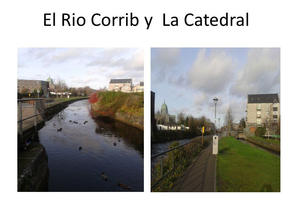 El Rio Corrib y La Catedral