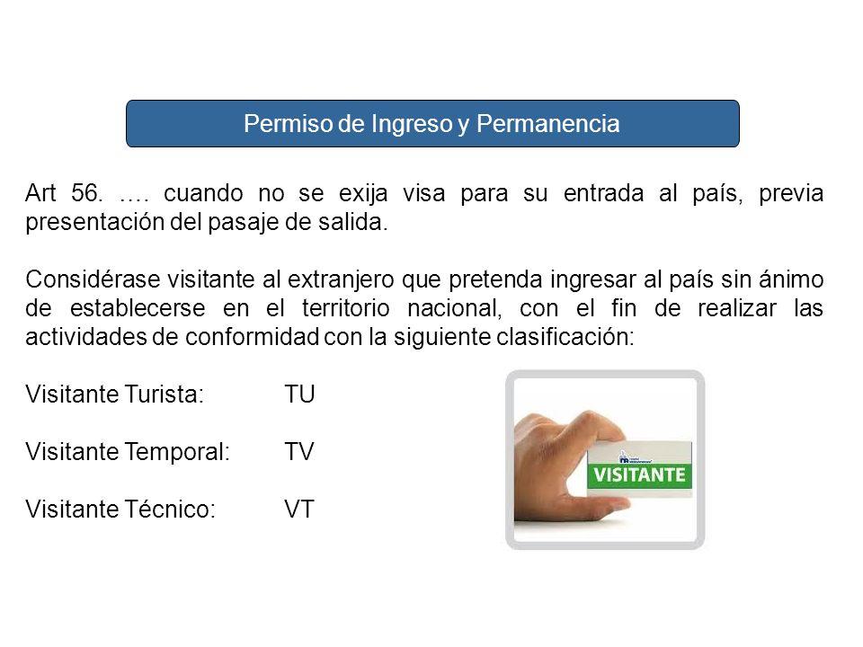 Requisitos para solicitar visa Temporal Trabajador Art 10.