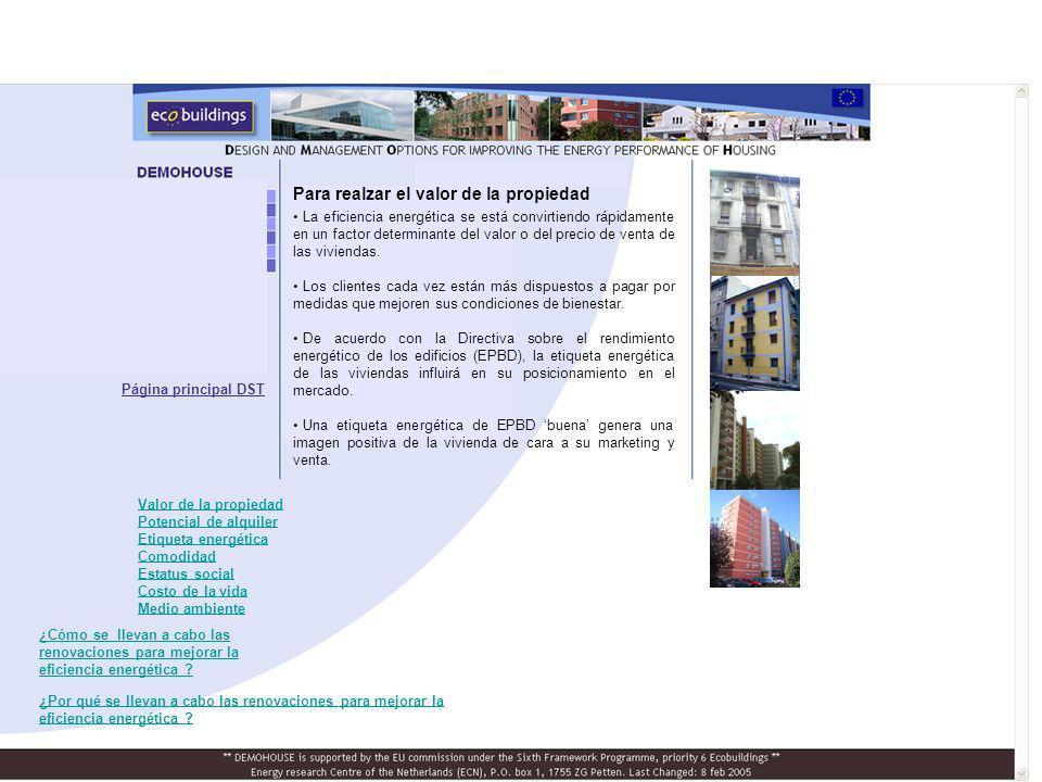 Apartamentos en el ático Información técnica: Los componentes prefabricados se fabrican con una gran calidad y a un costo reducido.