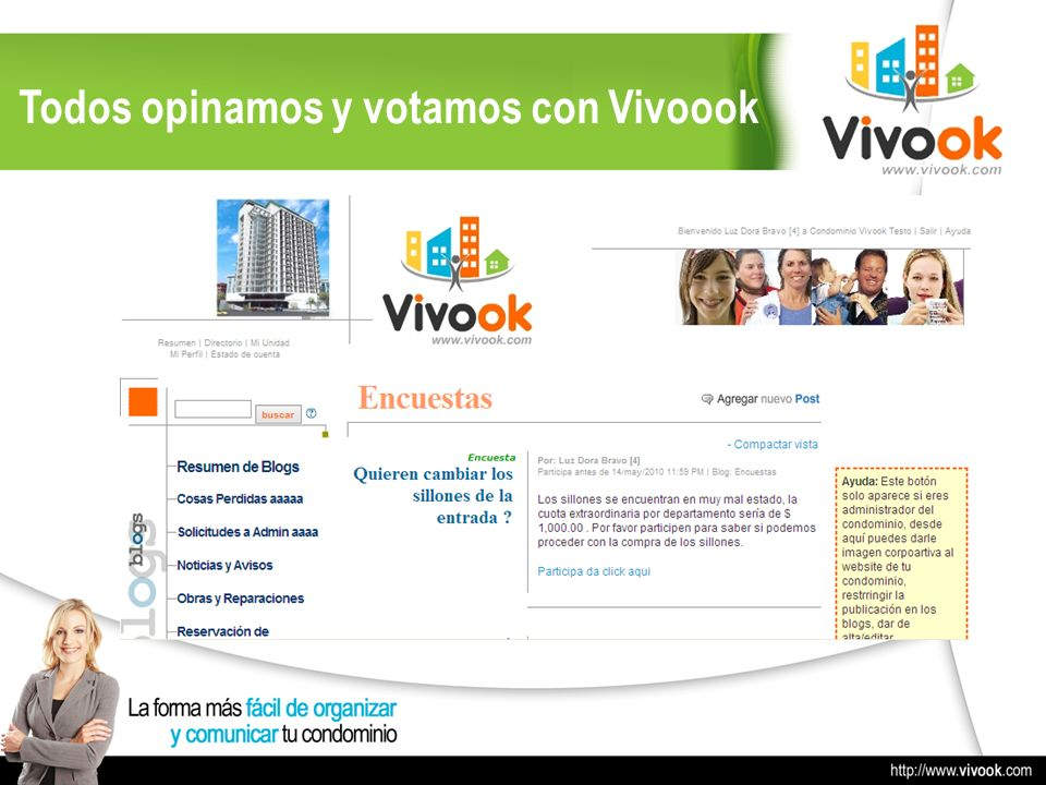Todos opinamos y votamos con Vivoook