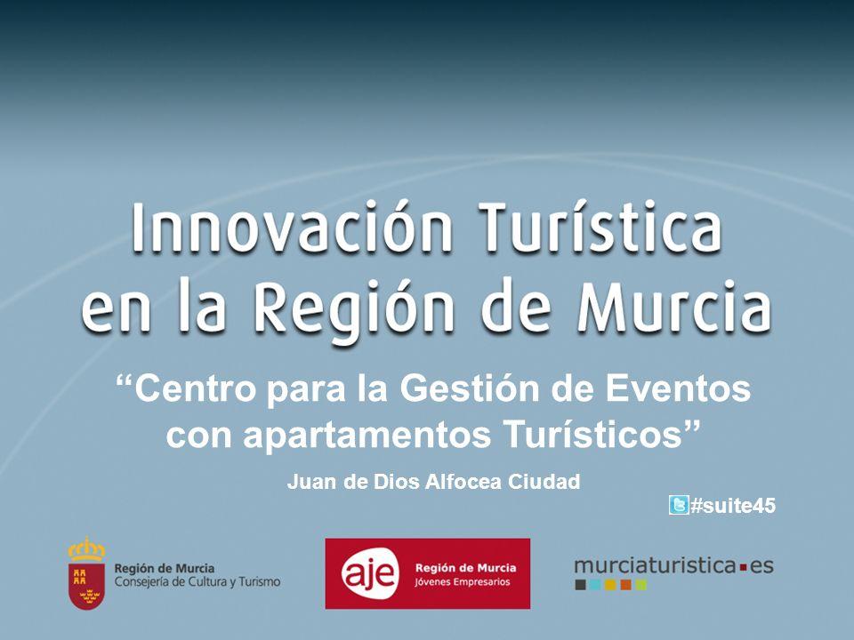 Centro para la Gestión de Eventos con apartamentos Turísticos Juan de Dios Alfocea Ciudad #suite45
