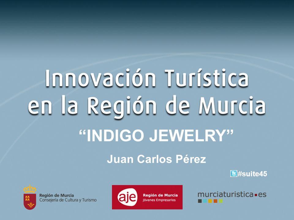 INDIGO JEWELRY Juan Carlos Pérez #suite45