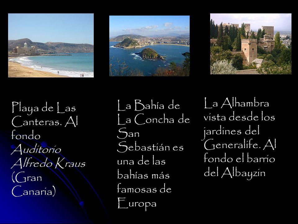 El norte de España tiene un clima más frío y húmedo.