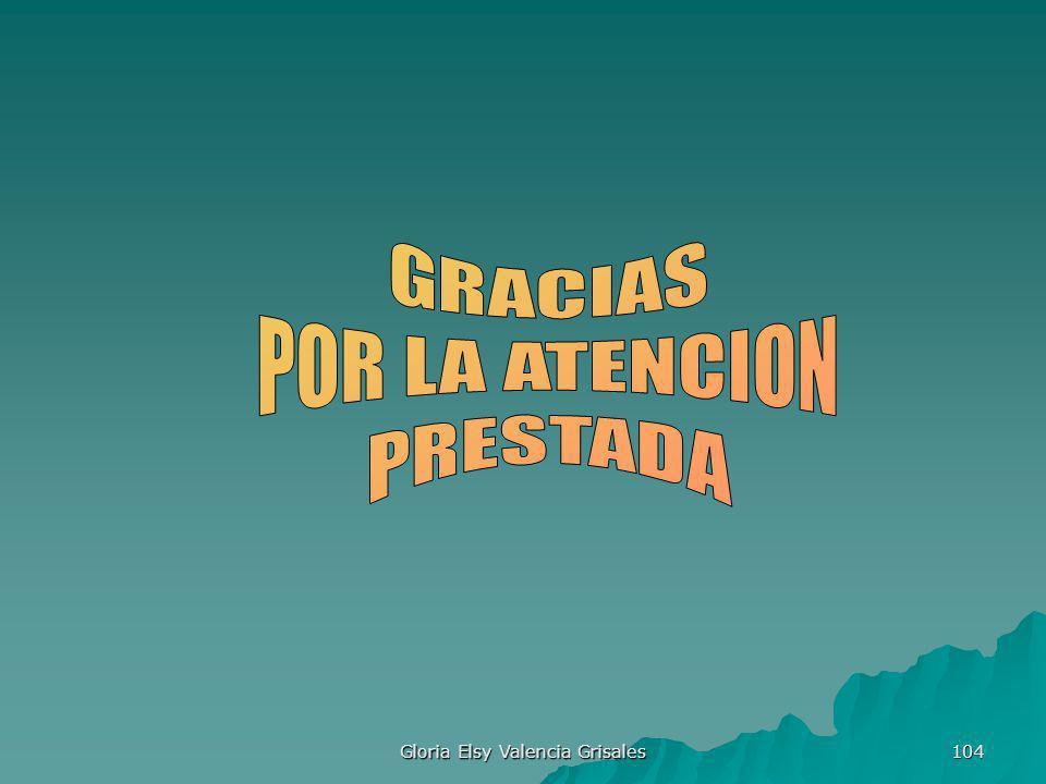 Gloria Elsy Valencia Grisales 104