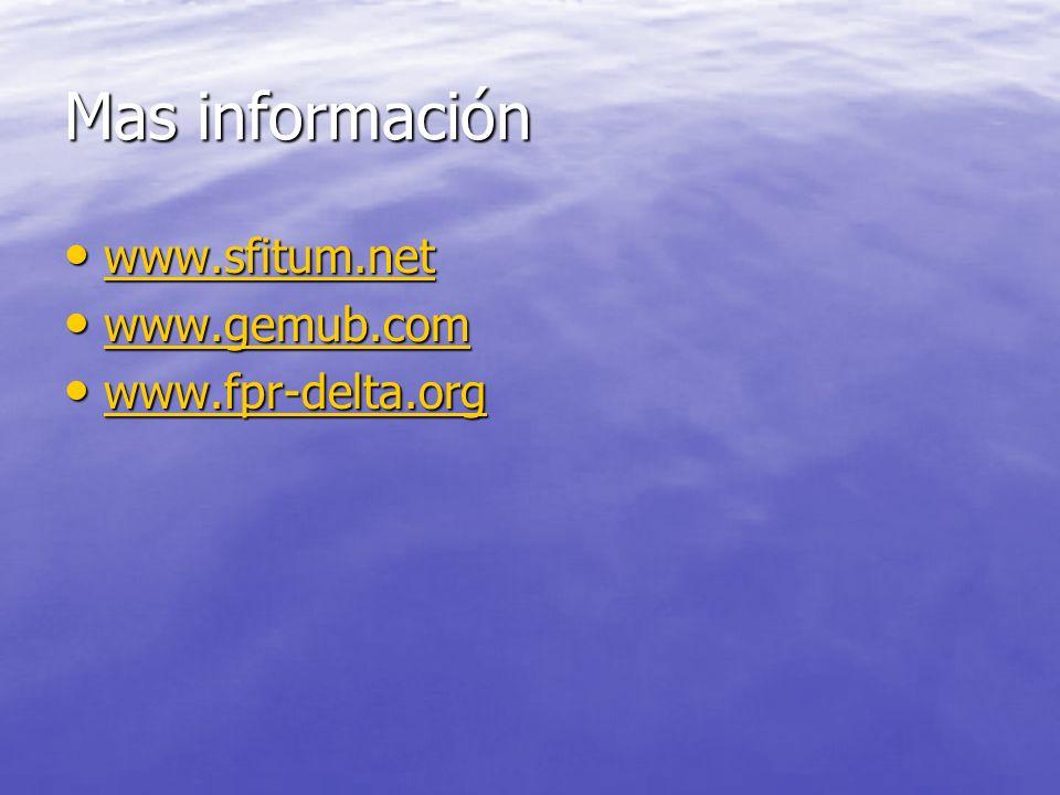 Datos que es necesario recoger para gestionar bien Amarres Amarres Licencias (si existen) Licencias (si existen) Concursos: participantes, capturas (r