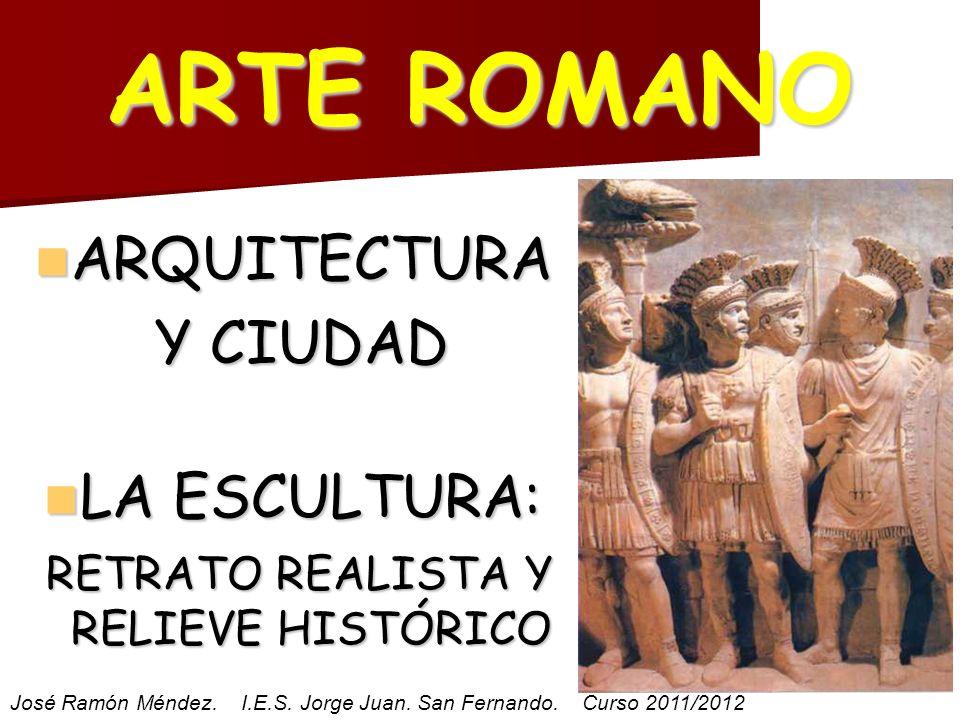 ARQUITECTURA ROMANA I