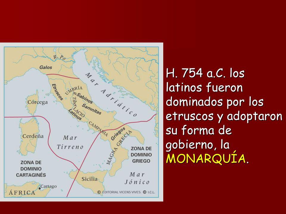 Dos siglos más tarde, h.