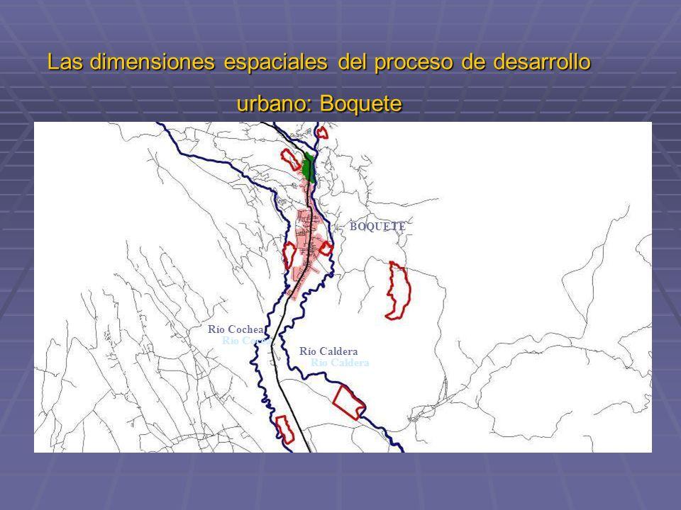 Río Caldera Río Cochea BOQUETE Río Caldera Río Cocea