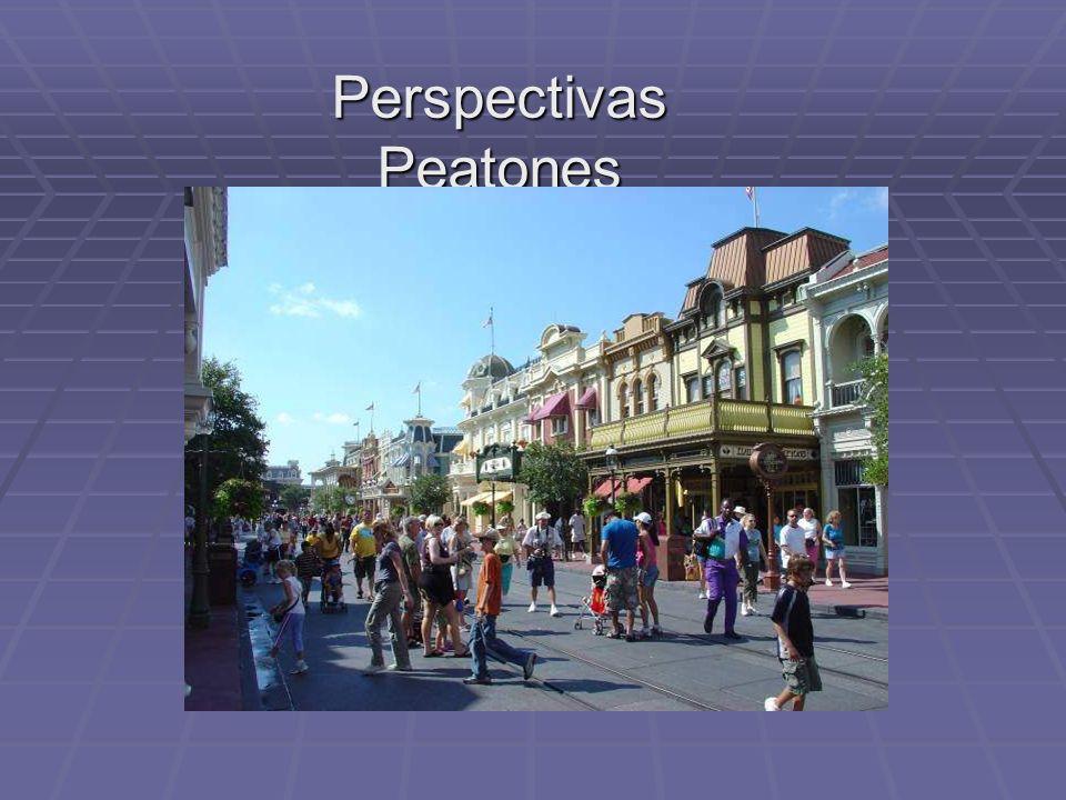 Perspectivas Peatones