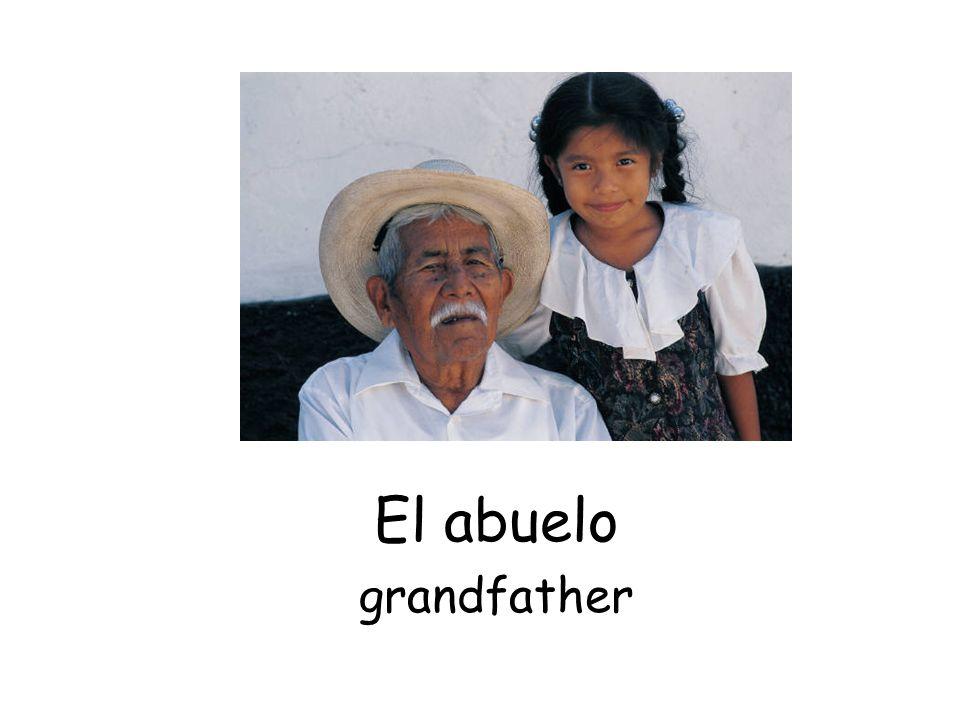 El abuelo grandfather