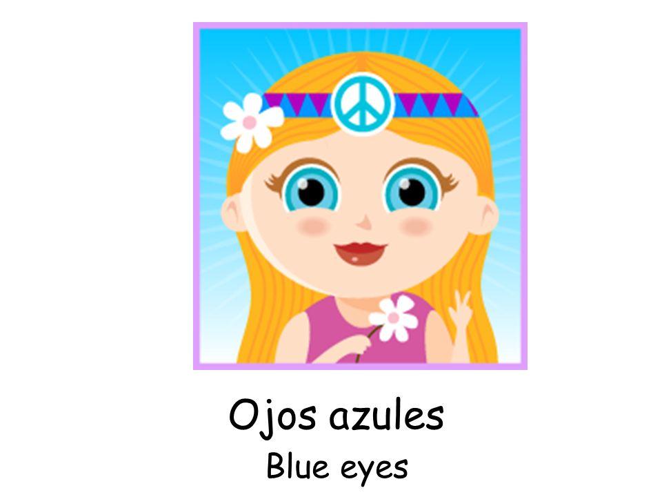 Ojos azules Blue eyes