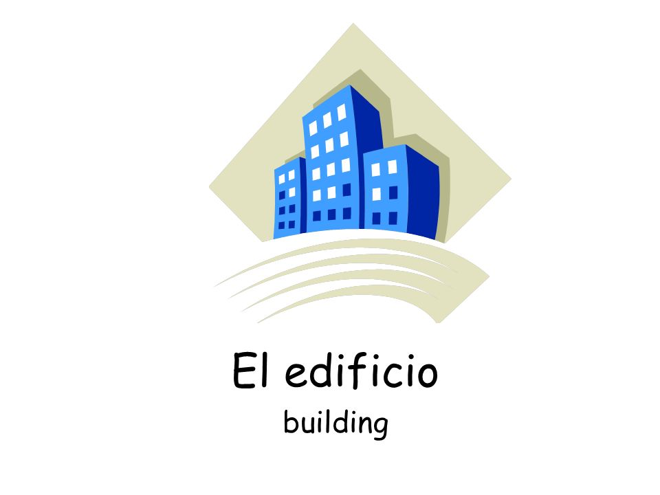 El edificio building