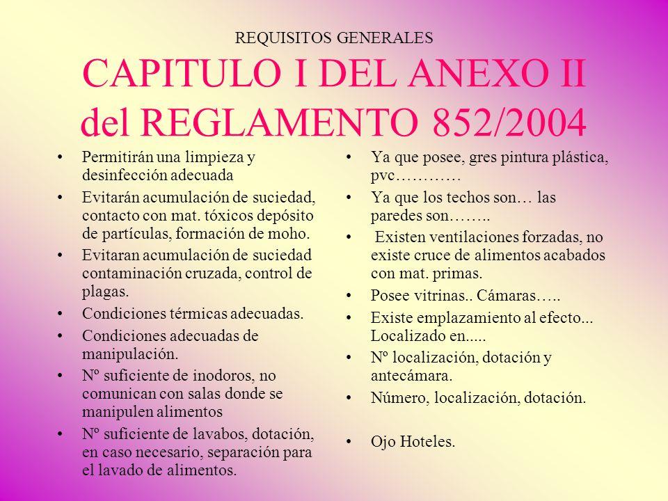 REGLAMENTO 852/2004 NO SE APLICA. Al suministro directo por parte del productor de pequeñas cantidades de productos primarios al consumidor final O a