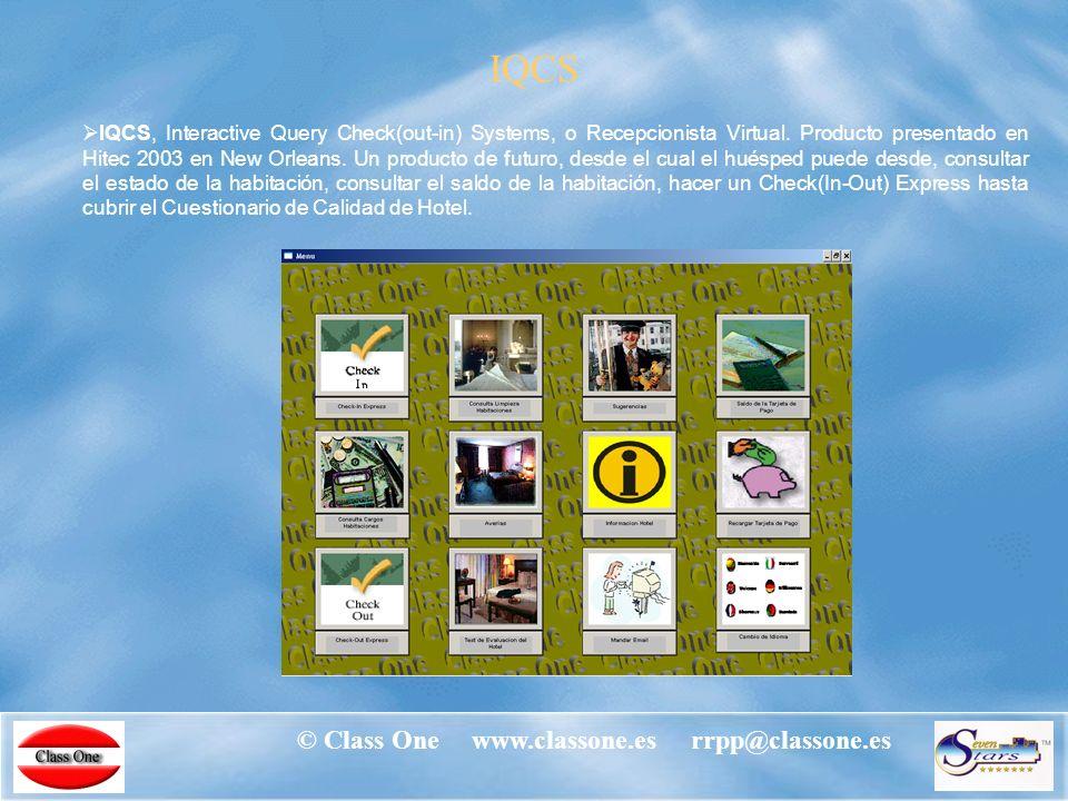© Class One www.classone.es rrpp@classone.es Plan estratégico a 2006 USALI