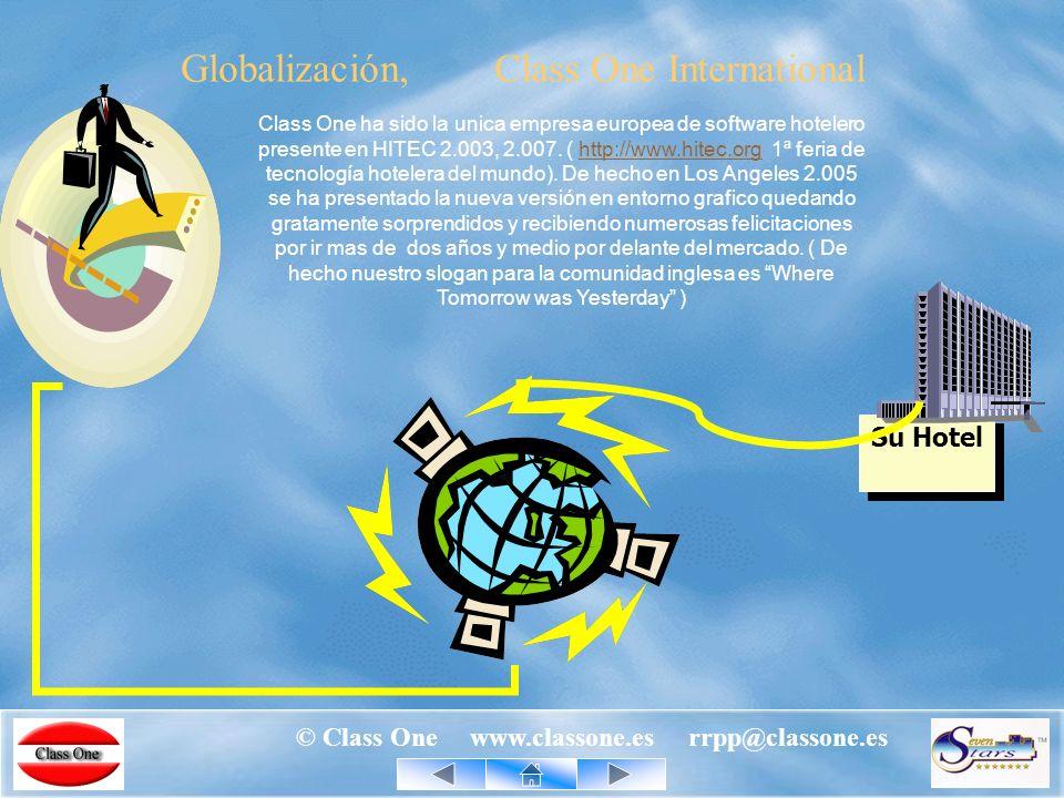© Class One www.classone.es rrpp@classone.es Class One Grupo ¿ubicación.