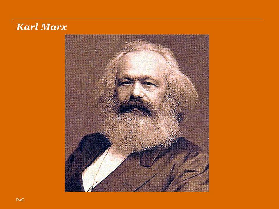 PwC Karl Marx