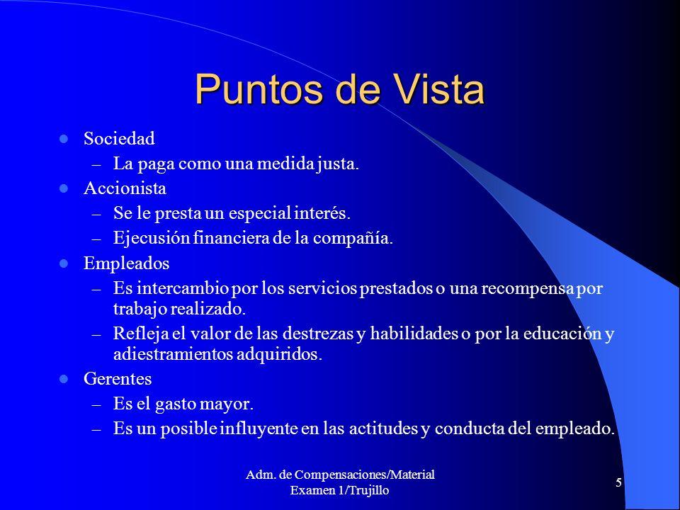 Adm.de Compensaciones/Material Examen 1/Trujillo 66 ¿Cómo crear el Compromiso del Empleado.
